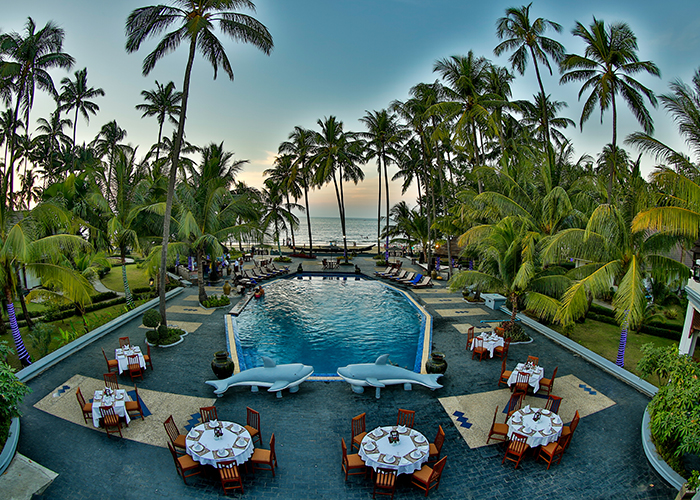 Amazing Chaung Tha Resort