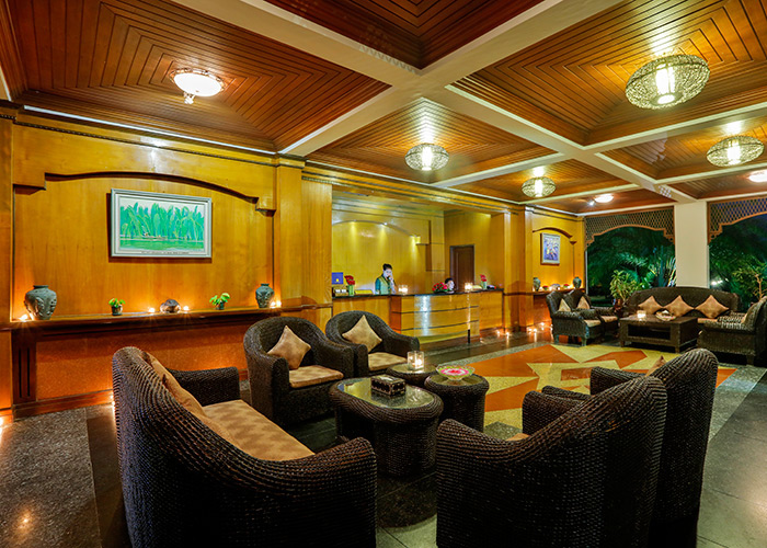 Amazing Chaung Tha Resort's Lobby